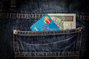 karta bankowa, pieniądze, finanse