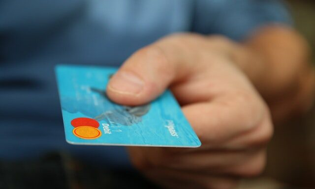 karta bankowa, finanse, konto bankowe
